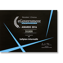 eGovernment-Award 2016